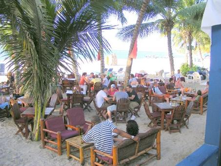 cabarete beach restaurants