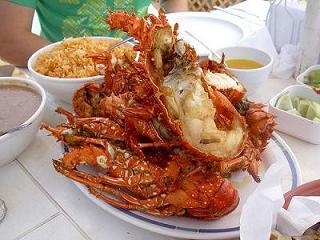 comida del caribe