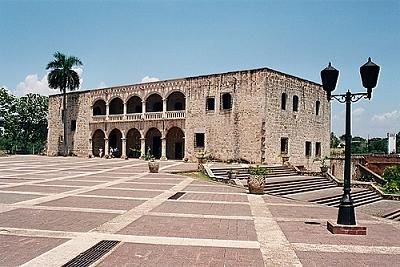 Alcazar de Colon